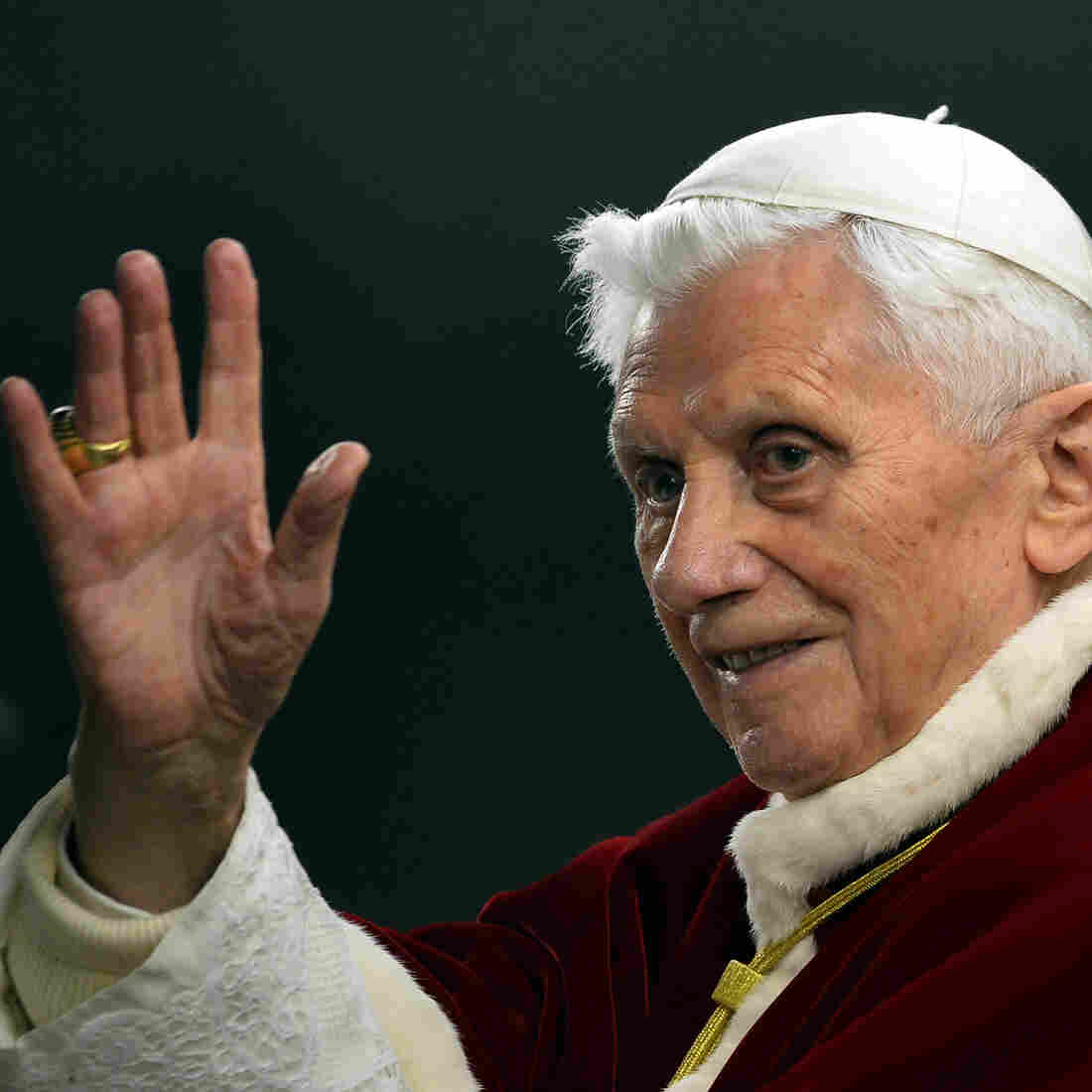Text And Video Of Pope Benedict XVI's Resignation Announcement
