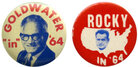 Goldwater's victory at the 1964 convention was a huge win for the party's conservatives.