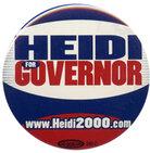 Heitkamp lost to John Hoeven, her fellow North Dakota senato