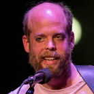 "Bonnie ""Prince"" Billy performing onstage at Lincoln Center's Allen Room February 7."