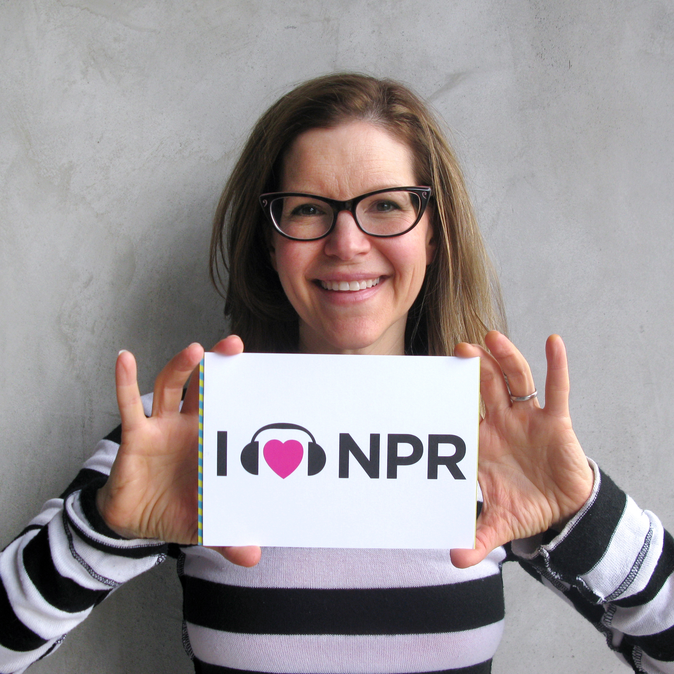 Lisa Loeb at NPR West.