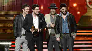 Mumford & Sons Take Home Album Of The Year Grammy