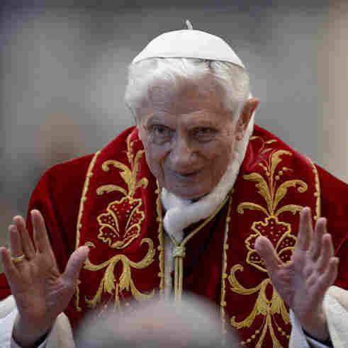 Pope Benedict XVI, on Saturday at the Vatican.