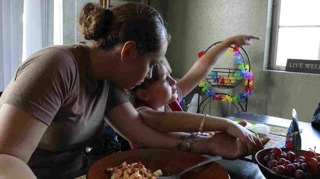 In 2011, Navy Petty Officer 2nd Class Alejandra Schwartz, and her daughter Destiny Bautista, were living in San Diego, Calif., with Schwartz's then-fiance, U.S. Navy Counselor 1st Class Luz Bautista, who was pregnant at the time. Then, same-sex partners weren't able to get the benefits that heterosexual couples could.