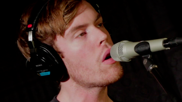 Jack Tatum performs on WFUV as Wild Nothing.