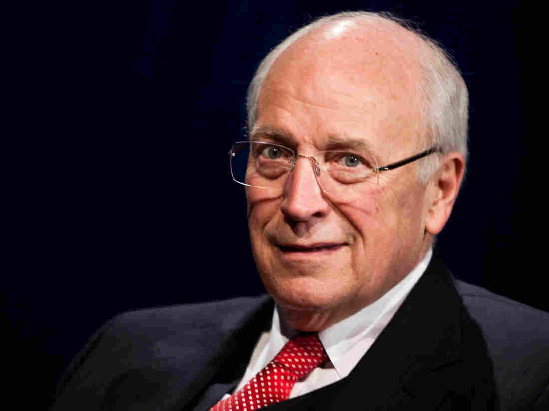 Former Vice President Dick Cheney in October 2011.