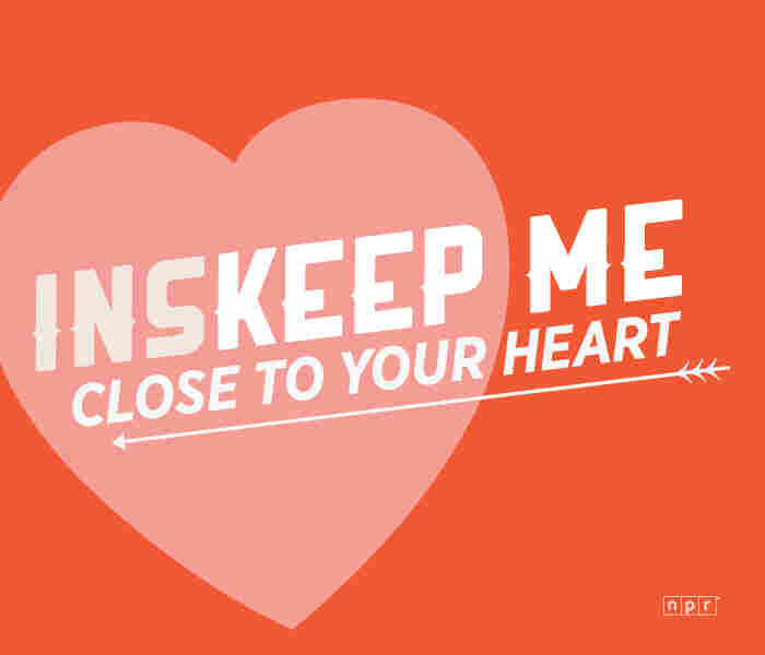 Inskeep me close to your heart.