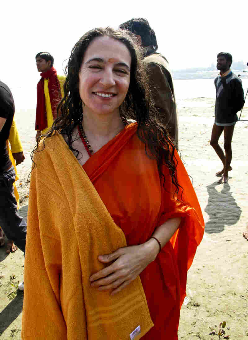 Sadhvi Bhagawati Saraswati, a Hindu nun, edited the Encyclopedia of Hinduism.