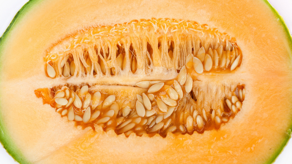 Trypophobia is the irrational fear of holes, pods and cracks. For some trypophobes, cantaloupe seeds trigger the heebie-jeebies. (NPR)