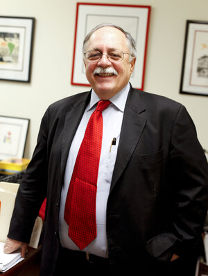 Jose Pertierra is an immigration lawyer from Cuba. He is well-known for defending Elian Gonzalez and works on behalf of refugees.