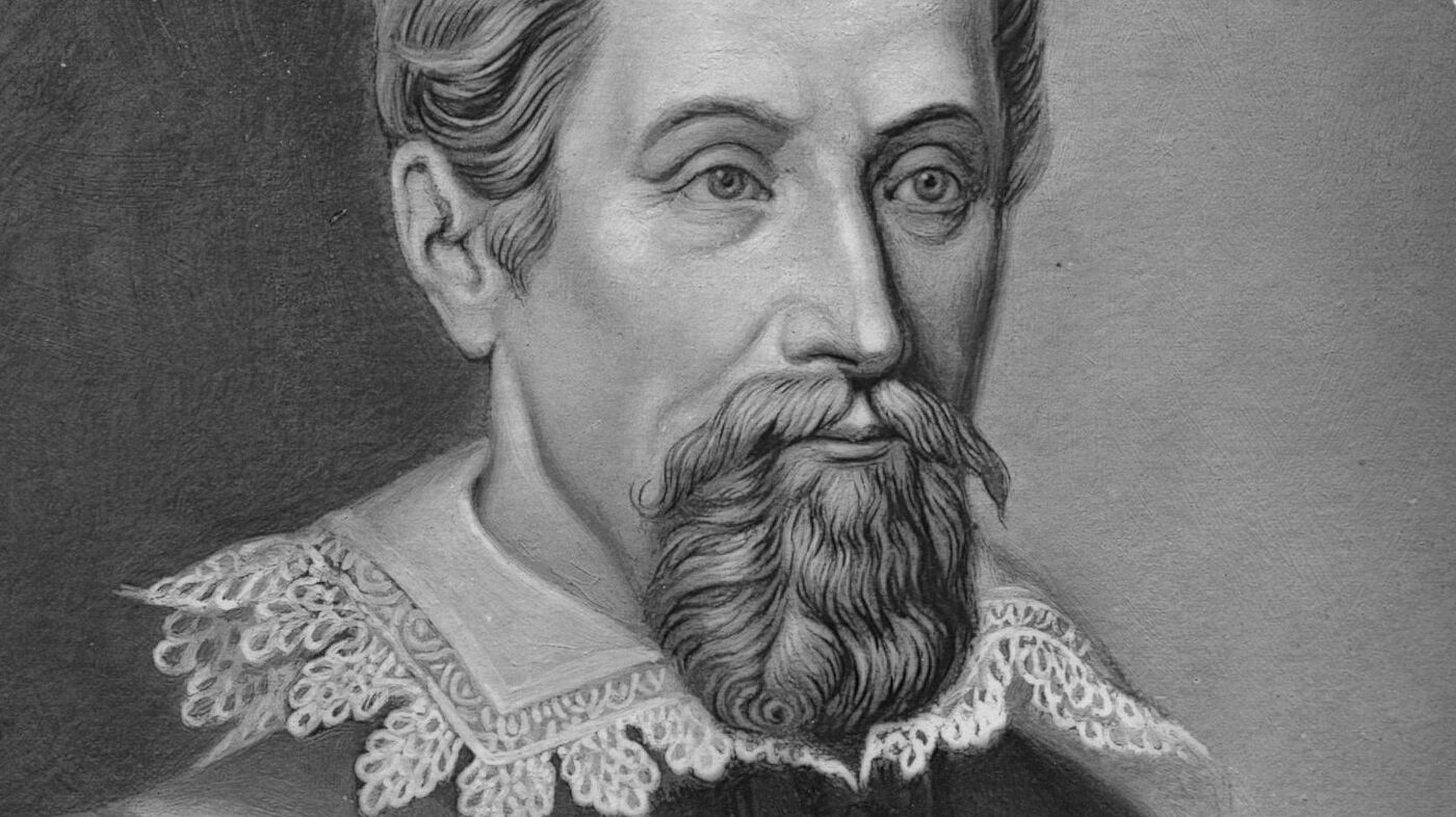 Lessons From An Old Visionary: Johannes Kepler : 13.7 ...