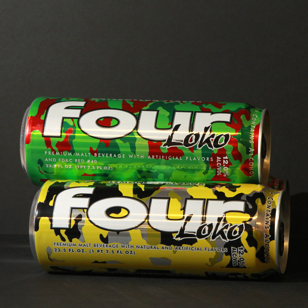 Popular fruit-flavored malt liquor Four Loko