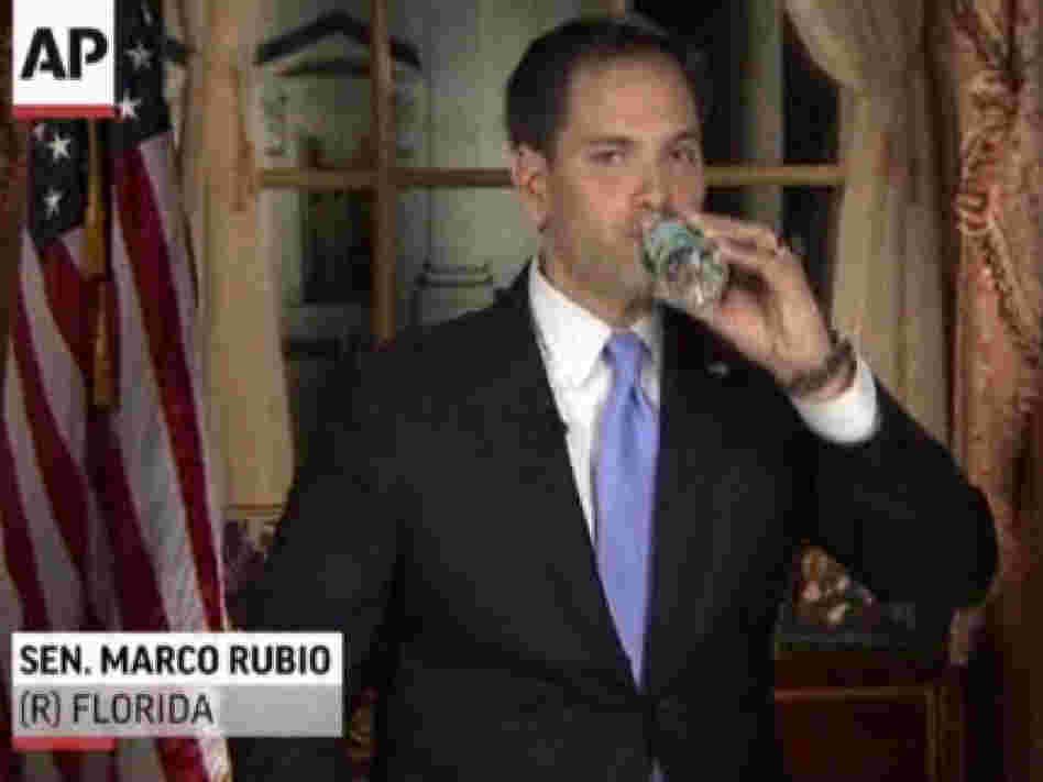Marco Rubio water