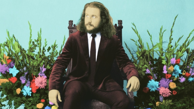 Jim James' solo debut is titled <em>Regions of Light and Sound of God</em>.