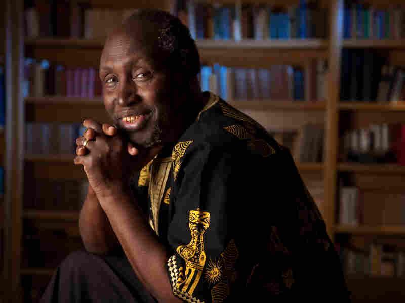 Kenyan author Ngugi wa Thiong'o is also a Professor at University of California, Irvine.