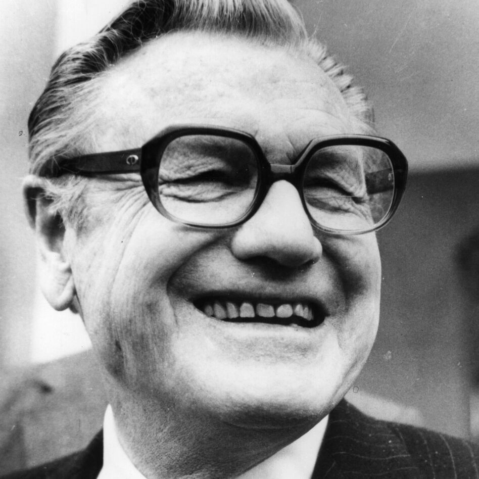New York Gov. Nelson Rockefeller had been a champion of drug rehabilitation, job training and housing. Then, he did a dramatic about-face and backed strict sentences for low-level criminals. (Getty Images)