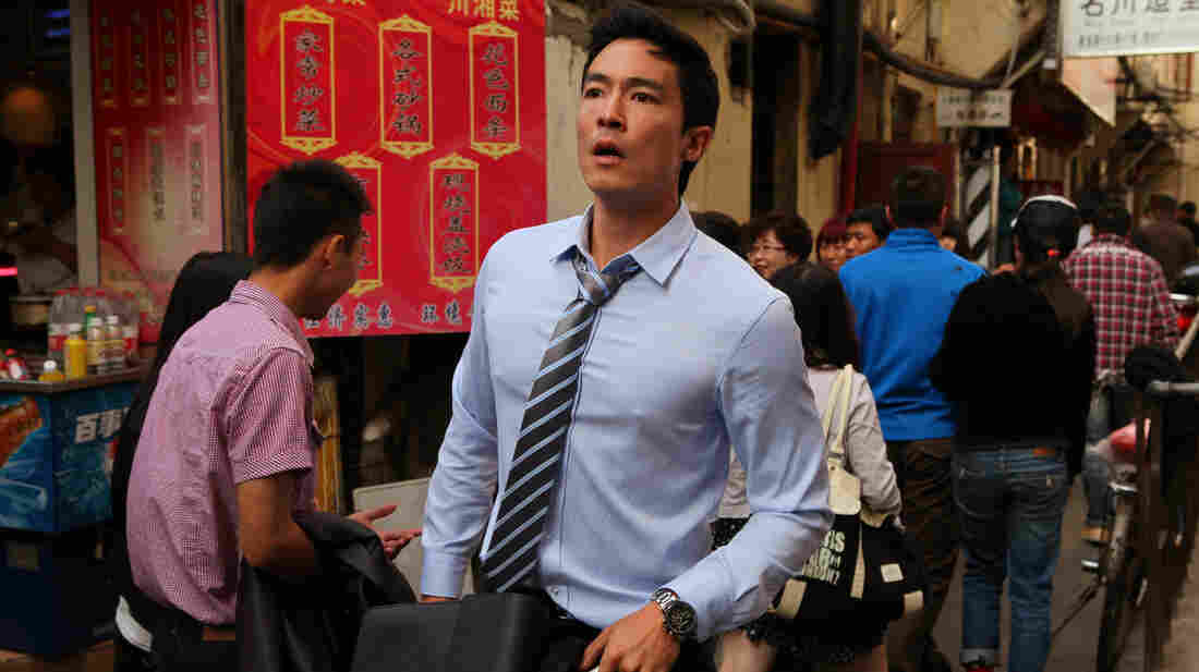 Self-assured lawyer Sam (Daniel Henney) must learn to trust others and embrace life as an expat in the cheery fish-out-of-water film Shanghai Calling.