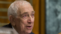 Sen. Frank Lautenberg, D-N.J., announced Thursday that he won't seek re-election in 2014.