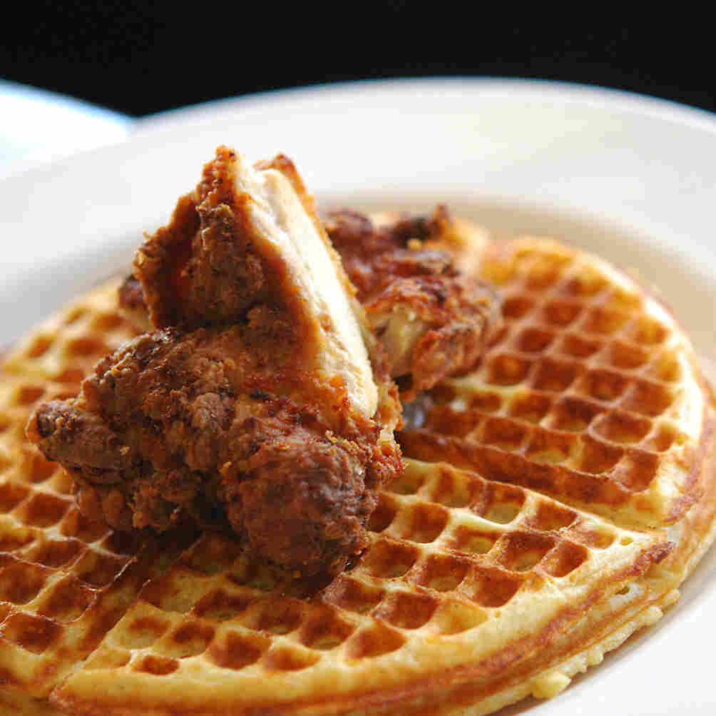 Fried Chicken And Waffles: The Dish The South Denied As Its Own?