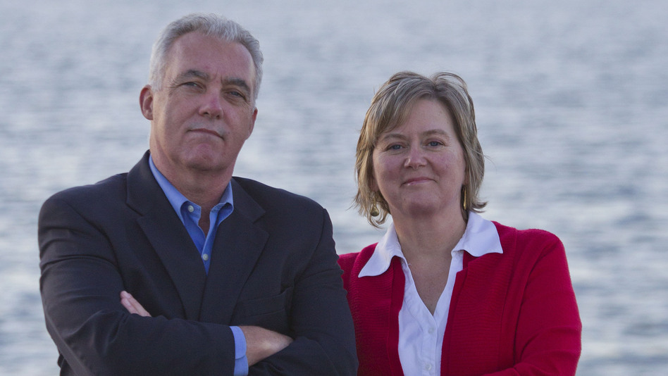 Kevin Cullen and Shelley Murphy are reporters for The Boston Globe. (The Boston Globe)