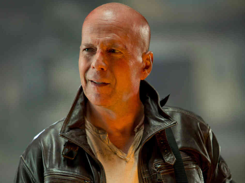 Bruce Willis returns as iconoclastic cop John McClane in A Good Day To Die Hard.