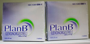 The Plan B pill, one version of the morning-after pill, is available without a prescription, except for women 17 and younger.