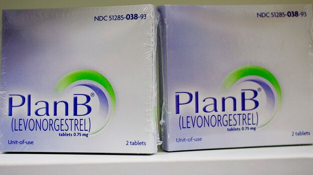 The Plan B pill, one version of the morning-after pill, is available without a prescription, except for women 17 and younger. (Getty Images)