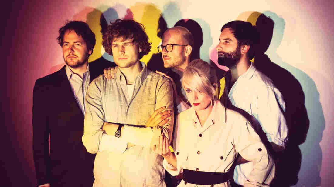 Shout Out Louds' new album, Optica, comes out Feb. 26.
