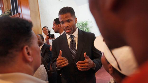 Congressman Jesse Jackson Jr. (D-IL) in 2009. (Getty Images)