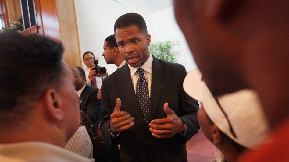 Congressman Jesse Jackson Jr. (D-IL) in 2009. (Getty Images)