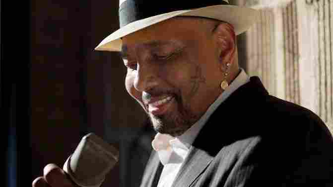 Aaron Neville On 'Song Travels'