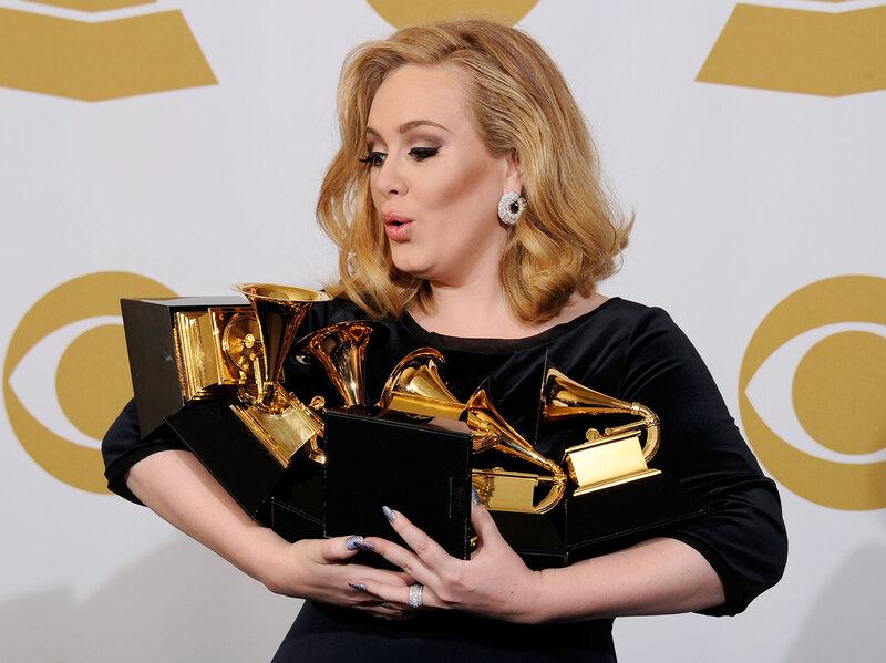 4fcdb9317b9 A Brief History Of The Grammy Sales Bump   The Record   NPR