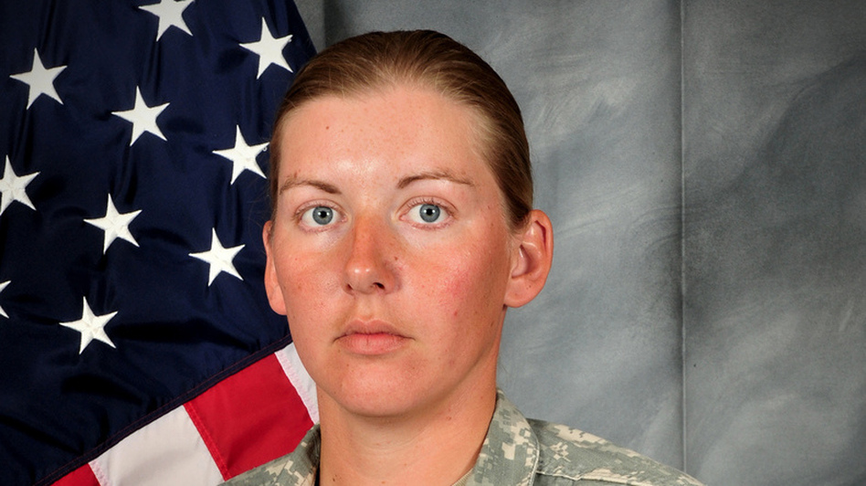 Donna Johnson was killed on Oct. 1, 2012, while on patrol in Khost, Afghanistan. She was 29. (U.S. Army Public Affairs Office)