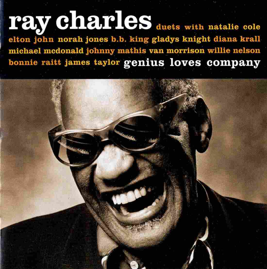 Ray Charles's Grammy-winning duets album Genius Loves Company.