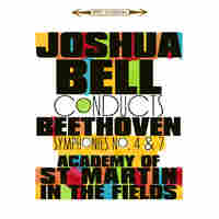 Joshua Bell conducts Beethoven.