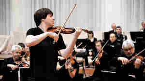 From Bow To Baton: Violinist Joshua Bell Conducts Beethoven