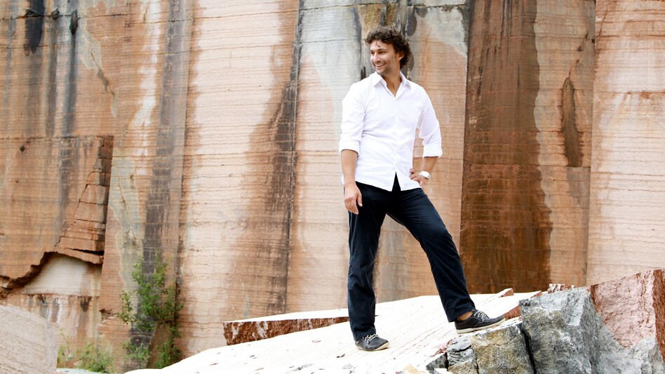 Tenor Jonas Kaufmann. (courtesy of the artist)