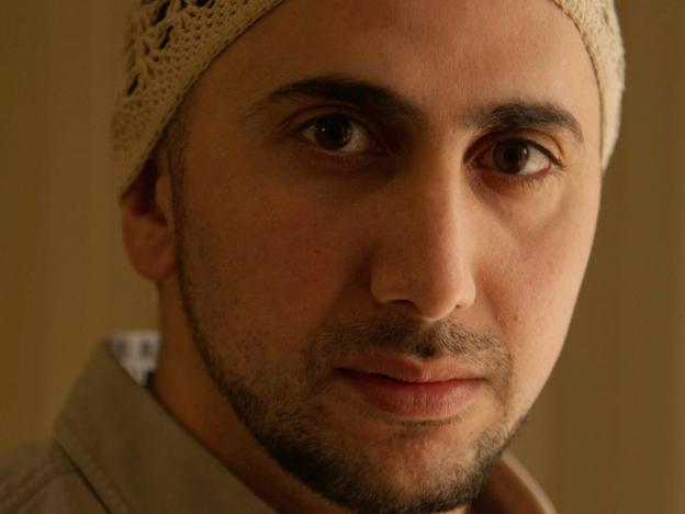 Nashashibi runs the Inner-City Muslim Action Network in Chicago. (MCT /Landov)