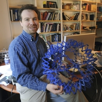 Astronomer Adam Riess was one of the scientists to figure out the universe is expanding rapidly.