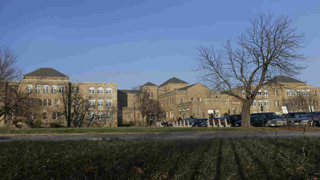Some elderly and disabled residents of Belle Harbor Manor were evacuated here, to the Creedmoor Psychiatric Center campus in Queens, as a result of Superstorm Sandy.