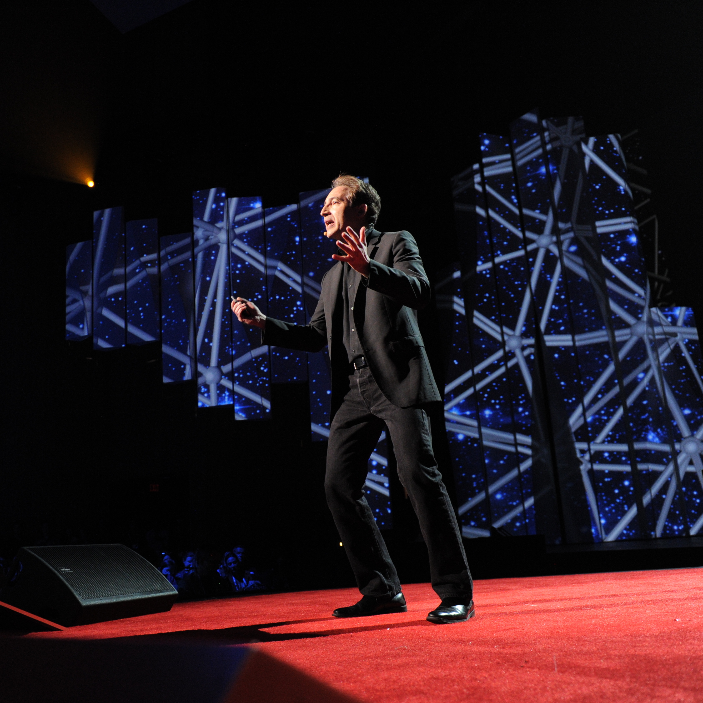Brian Greene at TED2012.