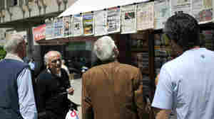 Greece's Economic Crisis Reveals Fault Lines In The Media
