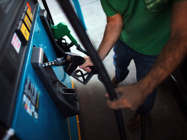 Reports indicate that gas pump prices are at their highest level on record for this period of the year, but consumers might see a break in the near future — if all goes well.