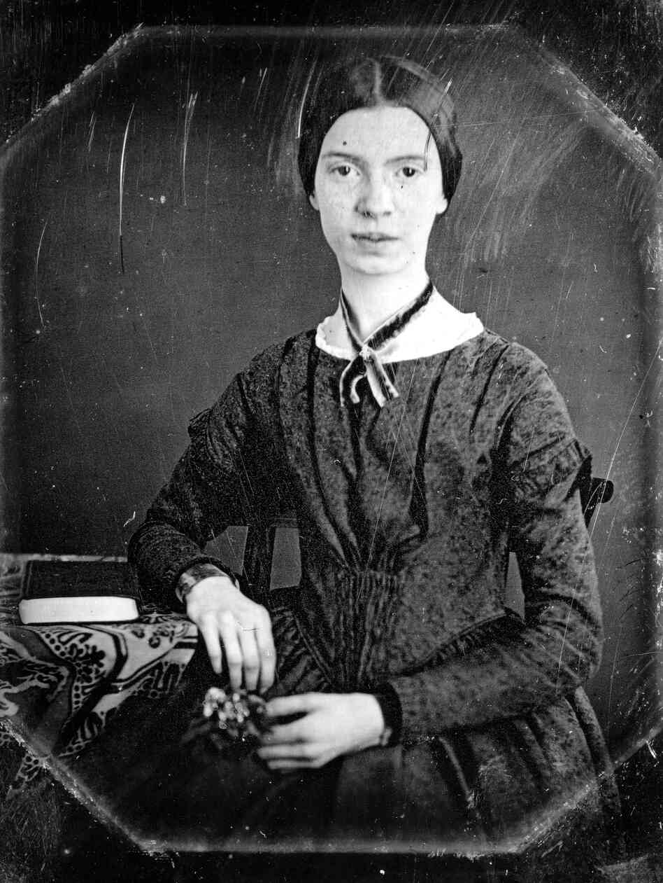 Many American poets were the subject of repeated photographs, but reclusive Emily Dickinson was an exception: This 1847 daguerreotype is the only verified photo of her.