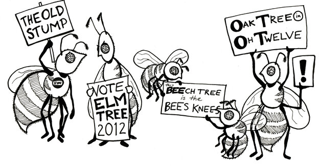 Bees with a vote.