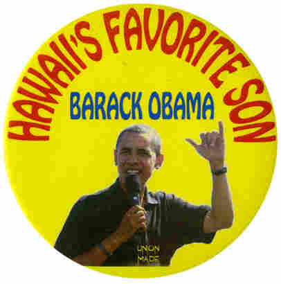 Hawaii Obama