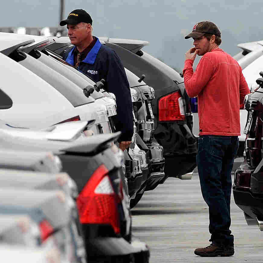 Why Buying A Car Never Changes