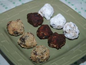 Must-Be-21 Girl Scout Bourbon Balls