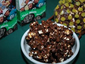 Thin Mints Popcorn