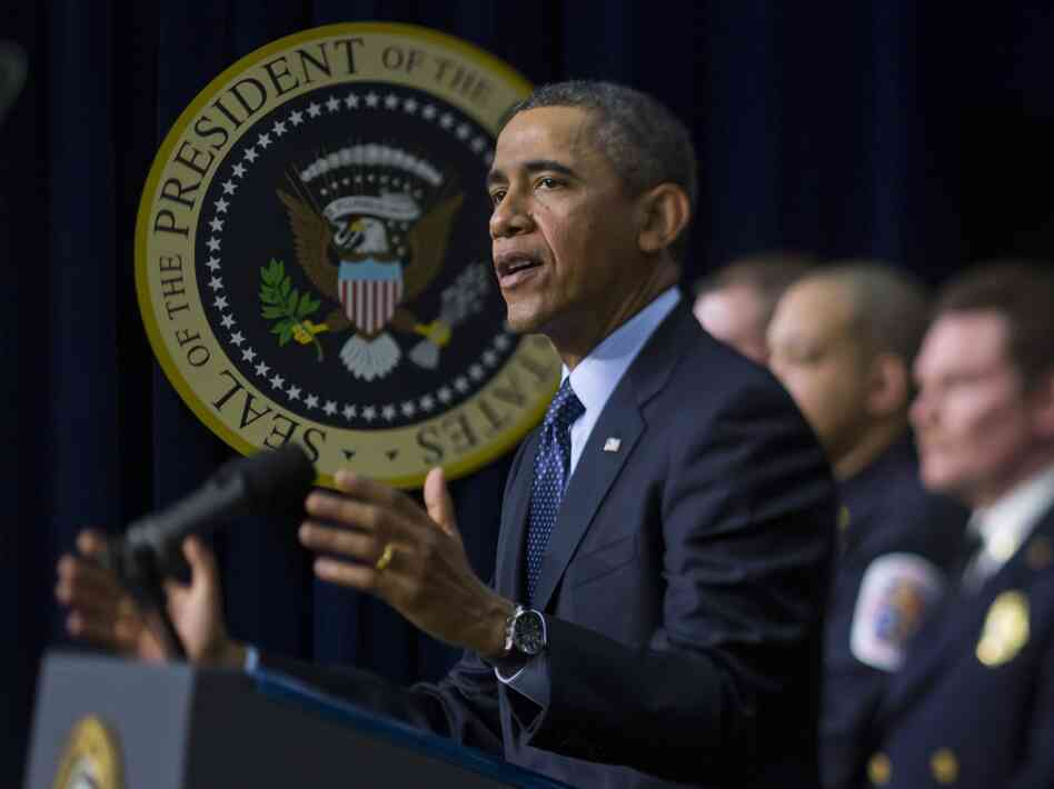 On Tuesday, President Obama urged congressional action t